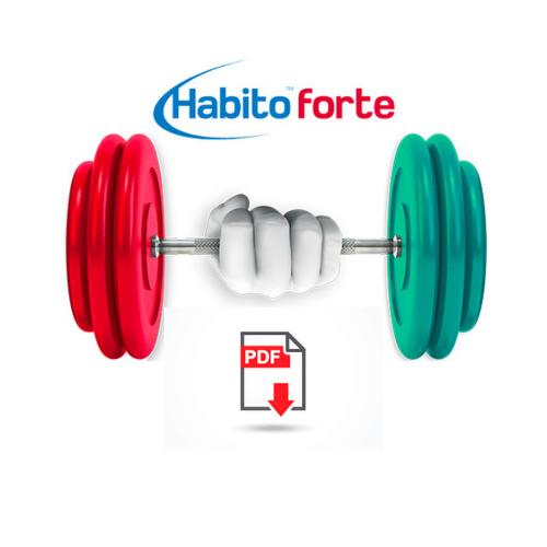 HABITO FORTE - SCARICA PDF