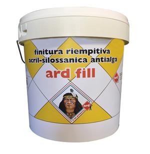ARD FILL - FINITURA RIEMPITIVA ACRILSILOSSANICA ANTIALGA