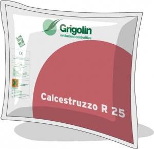 CALCESTRUZZO R25 - Calcestruzzo tipo tradizionale