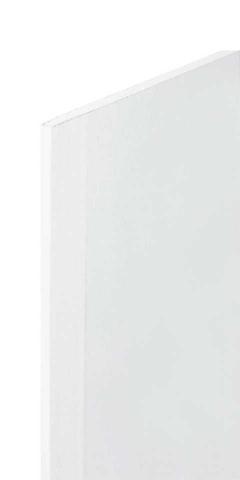 GYPROC HABITO FORTE - con incrementata densità del nucleo (tipo D), è inoltre additivata con un quantitativo elevato di fibre di vetro; conferendo un eccezionale grado di durezza superficiale, di resistenza meccanica e di portata ai carichi.