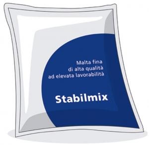 STABILMIX - Malta fina di alta qualità ad elevata lavorabilità