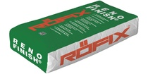 RÖFIX Renofinish® - Lisciatura universale  per interni ed esterni spessore da 1 a 2 mm