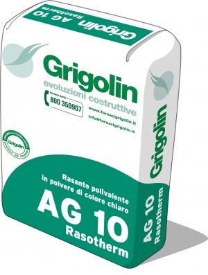 AG 10 - Rasante polivalente in polvere di colore chiaro